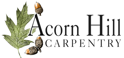 acorn hill carpentry logo