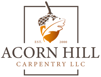 acorn hill carpentry logo
